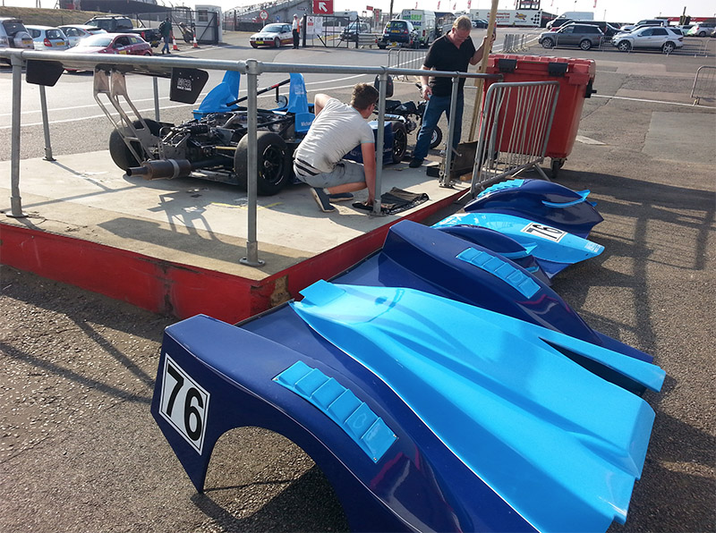 Photo of How to Set Up a Race Car on Your Own?