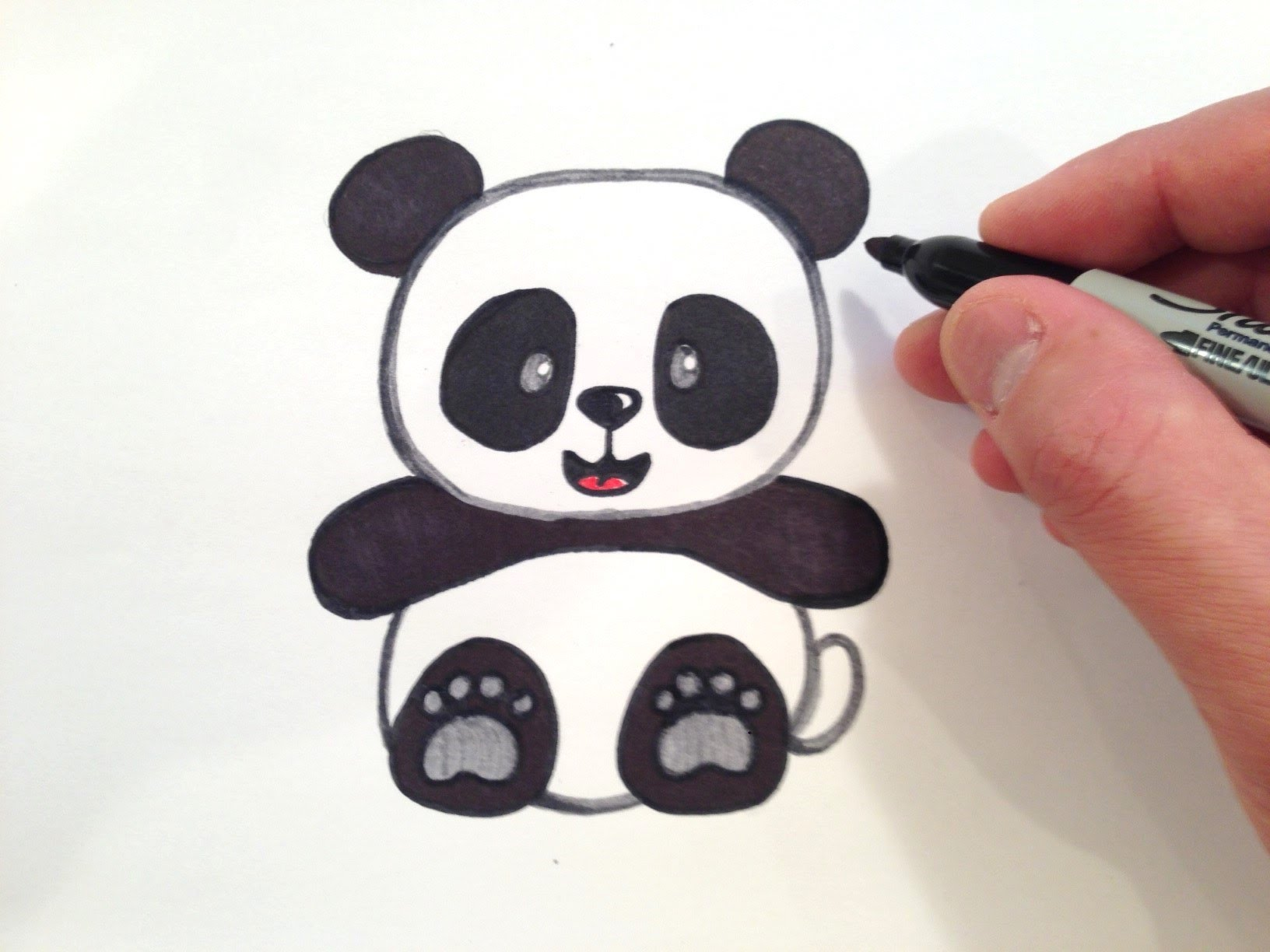 Photo of How to Draw a Panda Bear?