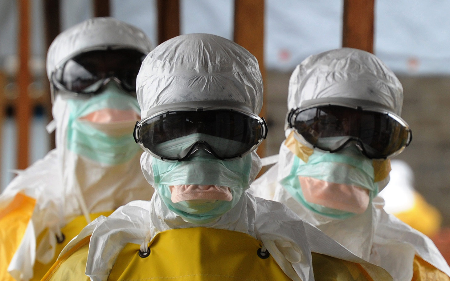 Photo of How to Be Safe from Ebola?!