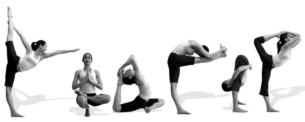 yoga..