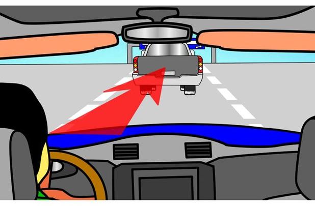 Using the emergency brake
