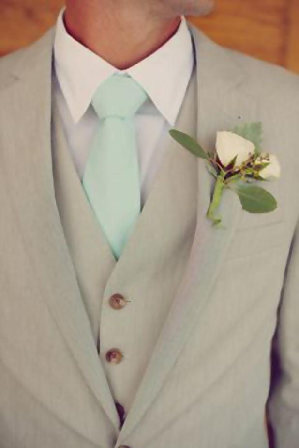 Full white attire