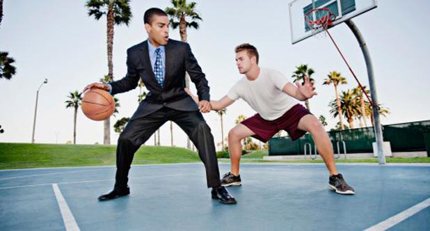 practice sport