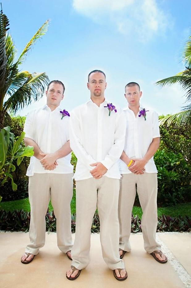 Best men wearing sandals