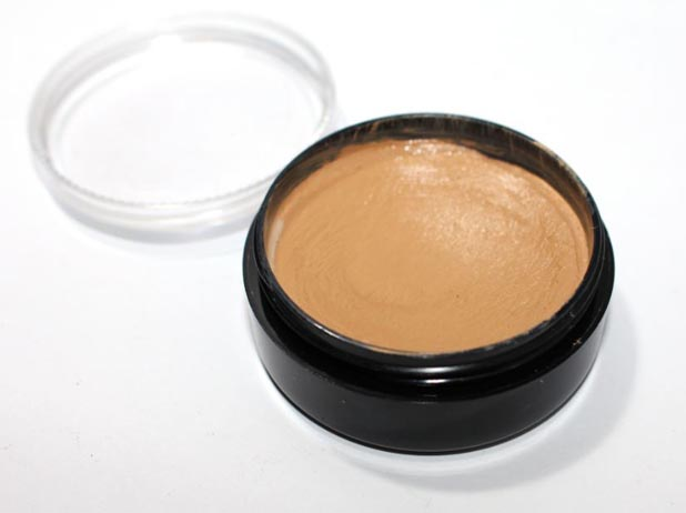 A foundation cream