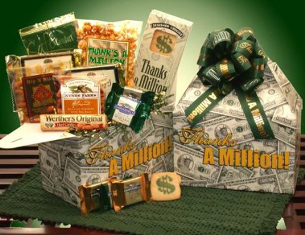 A Million Deluxe Package