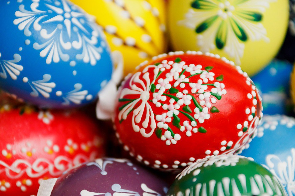 Photo of How to Apply Easter Egg Decorations