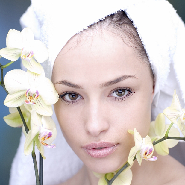 Natural herbs for skin care