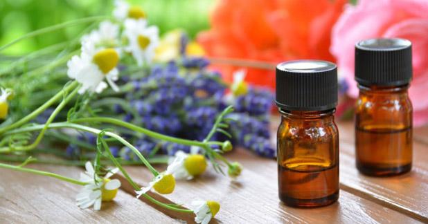 Aromatherapy usage