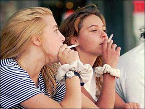 young-smokers