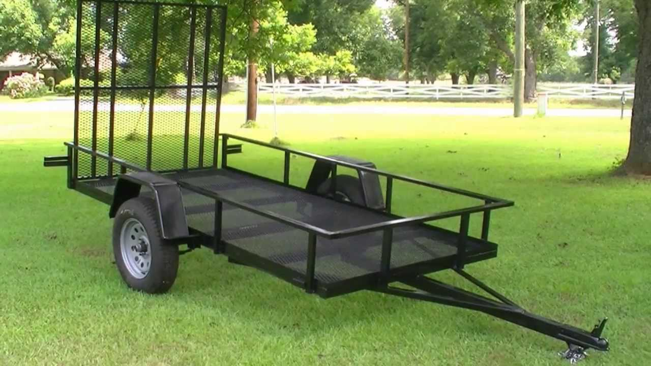 Photo of How to Build a General Utility Trailer