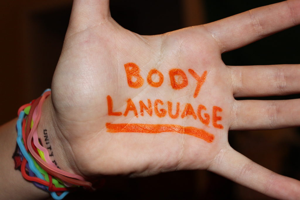 Learn To Decode The Body Language