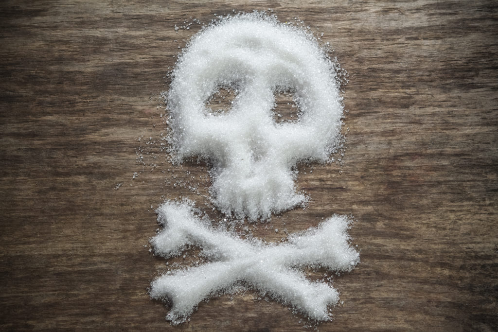 White Sugar True Poison