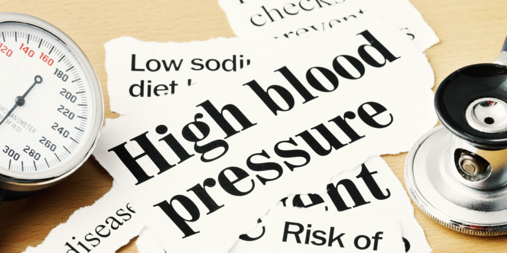 blood pressure symptoms and treatment