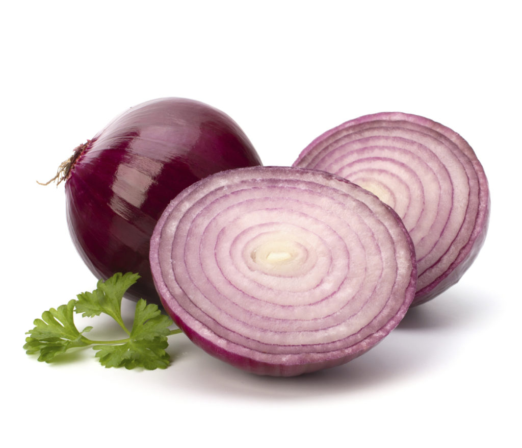 onion top benefits virtues health