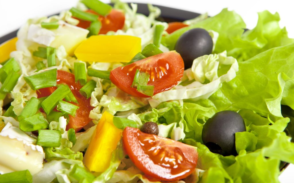 salad best habits health