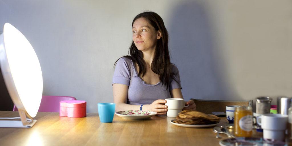 light therapy health benefits seasonal depression
