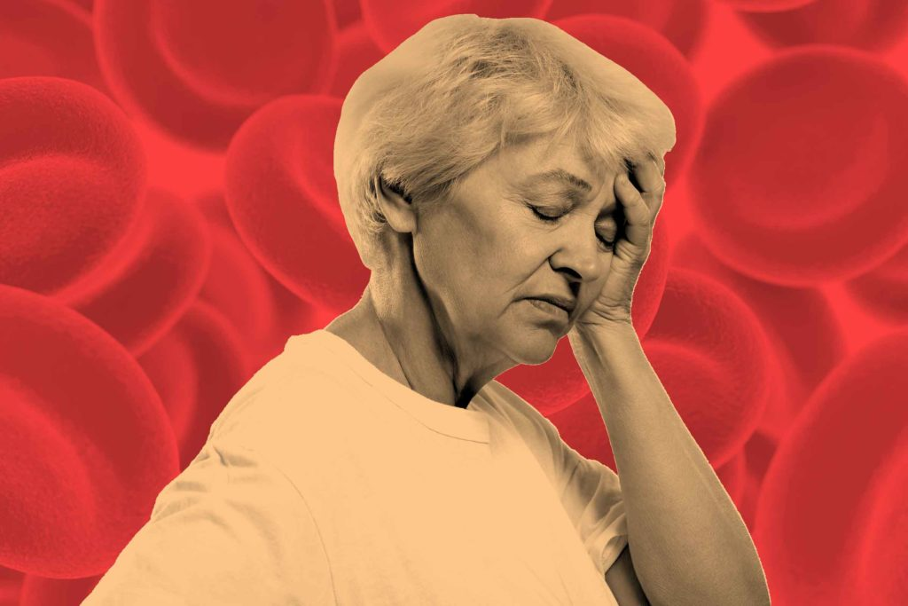 anemia disease symptoms dangers preventive measures