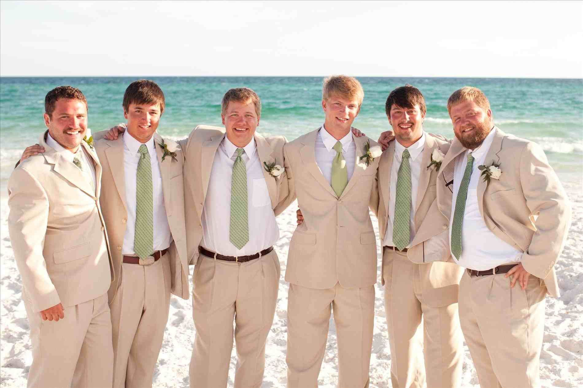 Photo of What Men Should Wear on a Beach Wedding?