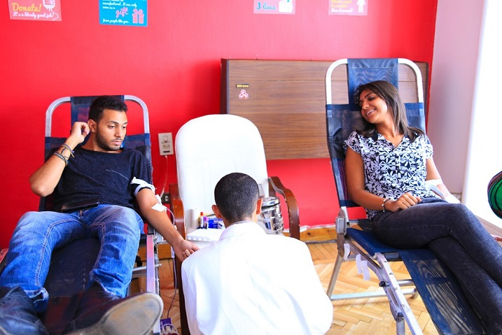 Blood Donation:scientists find unlimited supply from stem cells-HealthyEve