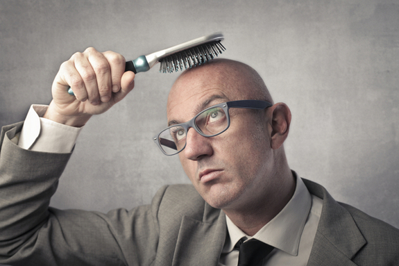 Baldness Cure: Cancer Researchers Found Genetic Cure-Graspers.com